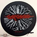 Carcass - Patch - Carcass – Tools of the Trade patch; circa 1992