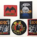 AC/DC - Patch - Some new patches \m/ All originals