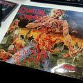 Cannibal Corpse – Eaten Back to Life LP – First pressing; circa 1990 Tape / Vinyl / CD / Recording etc