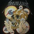 Metallica - The Shortest Straw shirt; circa 1988