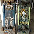 Powell Peralta - Other Collectable - My original Powell Peralta Mike Vallely and Alva Fred Smith III decks