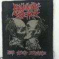 Pungent Stench - Been Caught Buttering original patch, Nuclear Blast Records, circa 1991 \m/
