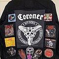 Coroner - Battle Jacket - New jacket