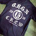 ORIGIN Record & Merch Crew Shortsleeve Workshirt
