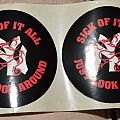 Sick Of It All - Other Collectable - Sick Of It All stickers