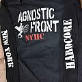Agnostic Front - TShirt or Longsleeve - Agnostic Front shirt