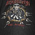 Megadeth - TShirt or Longsleeve - Megadeth tour shirt