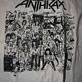 Anthrax - TShirt or Longsleeve - Anthrax shirt