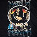 Napalm Death - TShirt or Longsleeve - Napalm Death tour shirt
