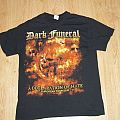 Dark Funeral - TShirt or Longsleeve - original Dark Funeral t-shirt 2010 tour