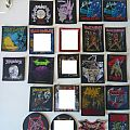Various vintage (brand new) patches