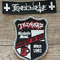 Helvete and Tankard Patch
