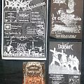 Desaster Flyers Other Collectable