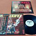 Vinyl Metalucifer Tape / Vinyl / CD / Recording etc