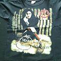 """Marilyn Manson """"Twiggy"""" shirt"""