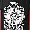 When Reasons Collapse - No Time For Regrets (Size M) TShirt or Longsleeve