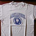 Arkangel T-shirt 2003 Christ, white/blue