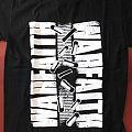 Warfaith - Blood And War Shirt Size M