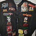 More progress on the battle jacket vest