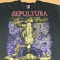 Sepultura bootleg TShirt or Longsleeve