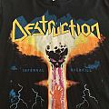 Destruction shirt