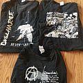 Old hardcore shirts