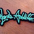 Jane's Addiction - Patch - Janes Addiction Official Logo Patch