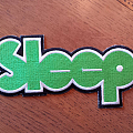 Official Sleep Logo Patch