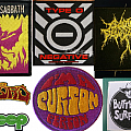 Black Sabbath - Patch - My most wanted patches