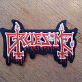 Official Woven Gruesome Patch