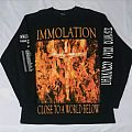 Immolation - Darkness Over Europe Tour LS 2001 TShirt or Longsleeve