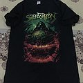 Suffocation shirt