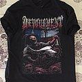 Devourment - TShirt or Longsleeve - Devourment - Texas Chainsaws Massacre shirt