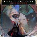 """Paradise Lost  """"Shades of God"""" picture disc Tape / Vinyl / CD / Recording etc"""