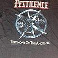 """Pestilence - TShirt or Longsleeve - Pestilence """"testimony"""" shirt"""