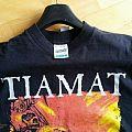 "TIAMAT ""Wildhoney"" XL longsleeve TShirt or Longsleeve"