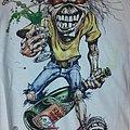 Iron Maiden - TShirt or Longsleeve - Iron maiden Eddie drunk