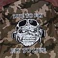 Iron Maiden - Hooded Top - Iron Maiden camouflage