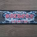 Bathory - Nordland Strip Patch