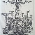 Feral - Behead The Crucifix T-Shirt