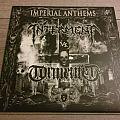 "Interment - Tape / Vinyl / CD / Recording etc - Interment / Tormented - Imperial Anthems 7"" Split Vinyl"