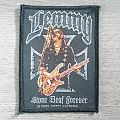Lemmy - Stone Deaf Forever Patch