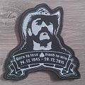 Lemmy - Born To Lose / Lived To Win Patch