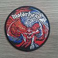 Motörhead - Another Perfect Day Round Patch