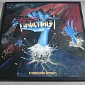 "Antichrist - Forbidden World 12"" Cyan Blue Vinyl"