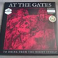 """At The Gates - To Drink From The Night Itself 12"""" Blue Vinyl + Booklet & Print Tape / Vinyl / CD / Recording etc"""