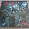 "Entrails - World Inferno 12"" Steel Blue Clear Vinyl + Poster"