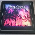 "Merciless - Tape / Vinyl / CD / Recording etc - Merciless - Merciless 12"" Blue Vinyl"