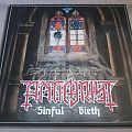"""Antichrist - Sinful Birth 12"""" Vinyl"""