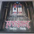 "Antichrist - Sinful Birth 12"" Vinyl"